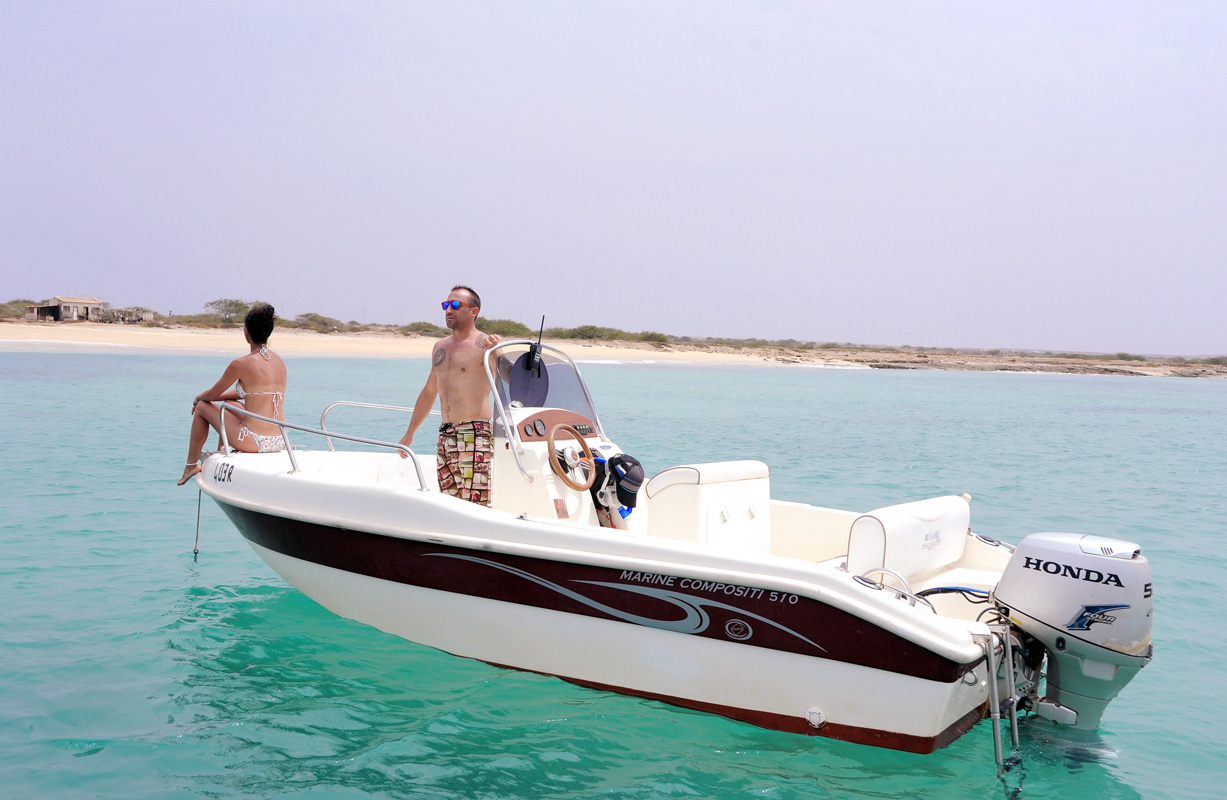 boat for rent cape verde