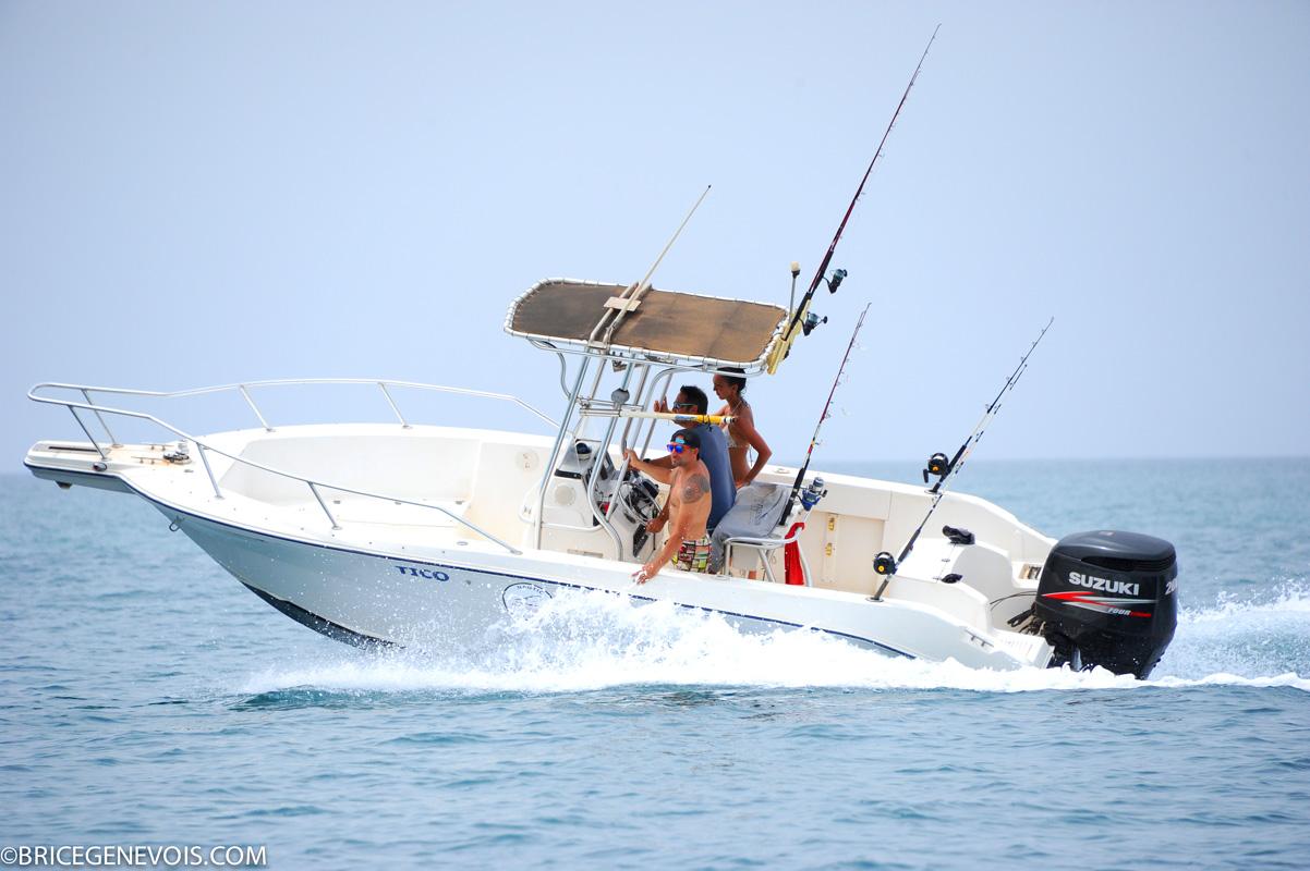 bateau location pêche au gros