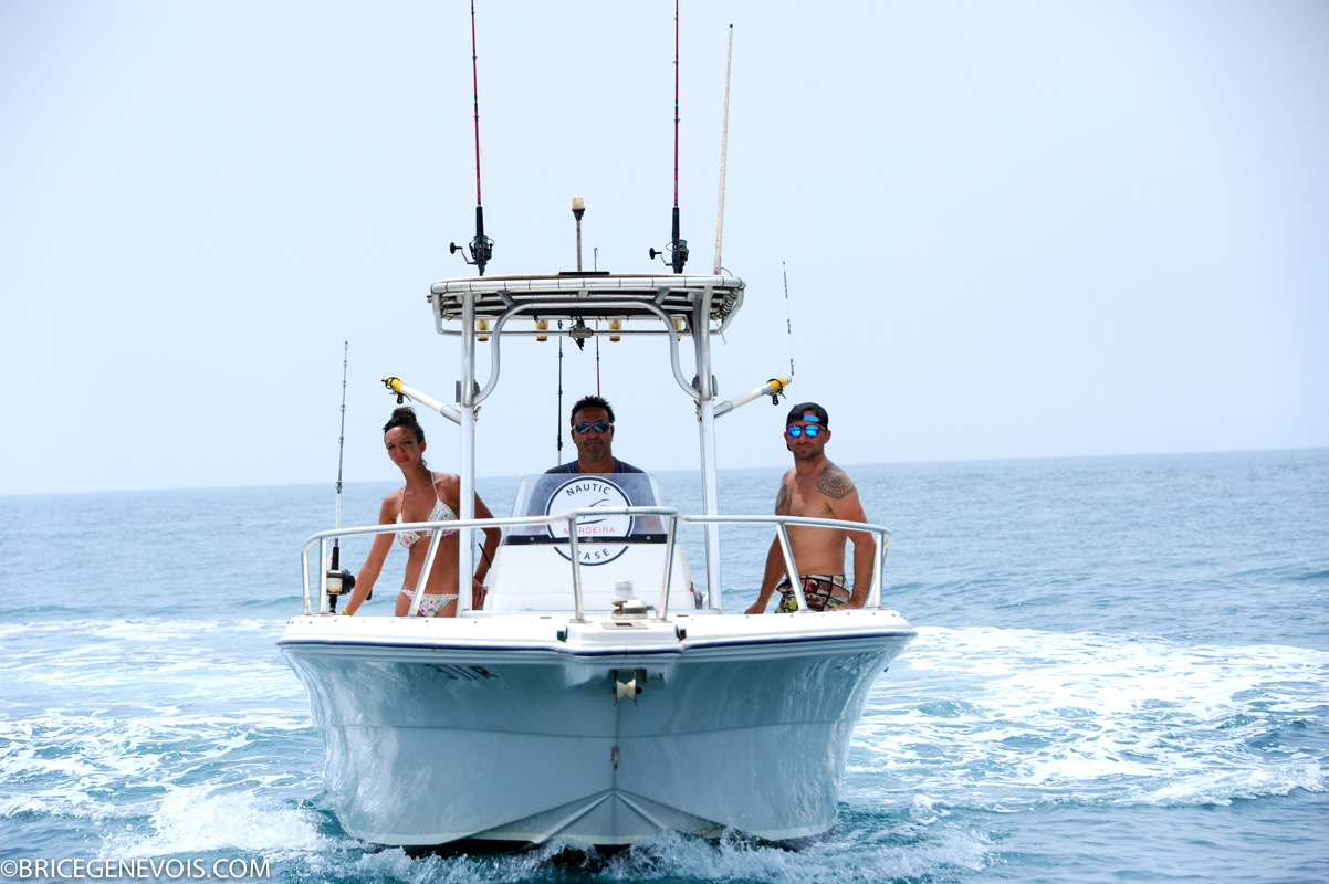 location bateau pêche Sal