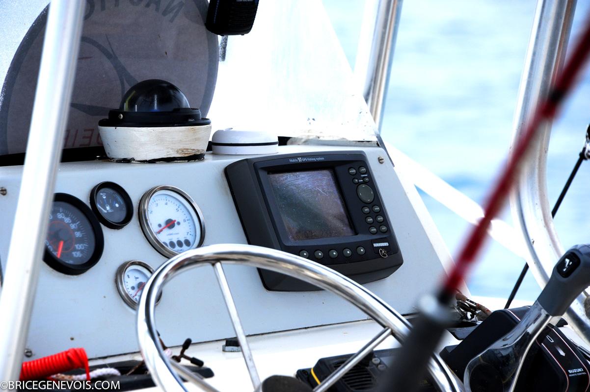 bateau sécurité cap vert